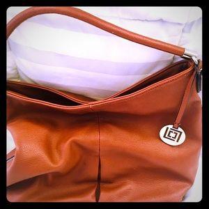 Hello hobo! Chic, soft genuine leather bag